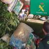 Destapado en Atarfe el primer laboratorio para elaborar hachís en la provincia