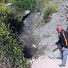 """Atarfe denuncia daños """"irreparables"""" sobre acequias y manantiales por la obra de la autovía GR-43"""