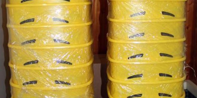 ATARFE: personas ganadoras del sorteo de un cubo de plastichín
