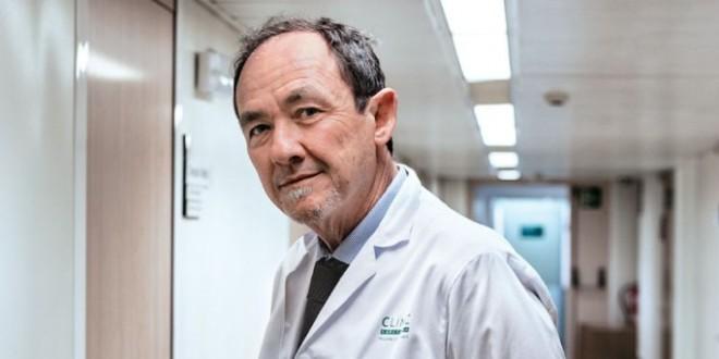 Este médico es la esperanza contra el ictus
