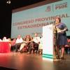 El PSOE de Granada demuestra su unidad al aprobar con el 93% de apoyos la lista al Congreso Federal