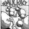Un avión no es una democracia
