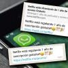 FACUA alerta de dos nuevos fraudes a través de WhatsApp con suscripciones gratis a Netflix como reclamo