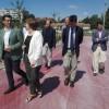 El nuevo 'pulmón verde' de Granada, casi listo