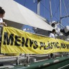 Greenpeace asegura que hay un plástico cada 4 metros en el Mediterráneo