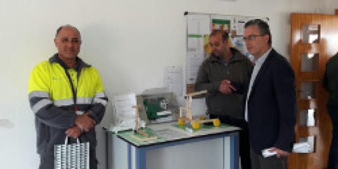 Aguasvira suma 4 años sin registrar accidentes laborales en su plantilla