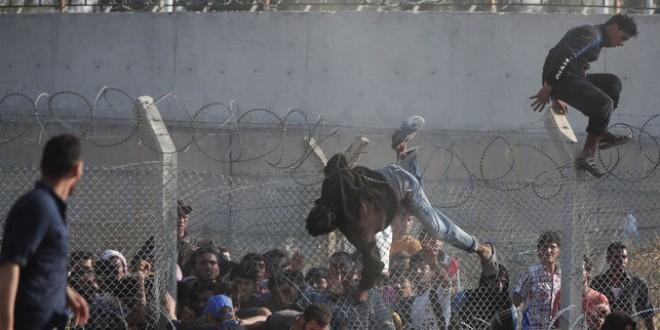 Europa hostil, refugiados sin derechos