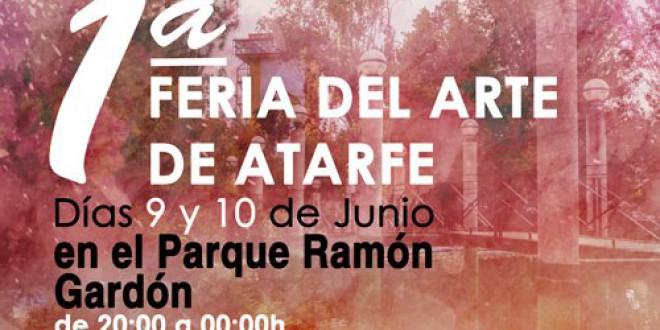 Atarfe celebra su primera Feria del Arte con música, teatro y artesanía al aire libre