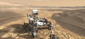 Encuentran un lago en Marte que pudo albergar vida