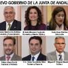 Nuevo gobierno andaluz con cambios en las consejerías de Salud, Educación, Justicia, Agricultura, Empleo, Cultura y portavoz del Gobierno