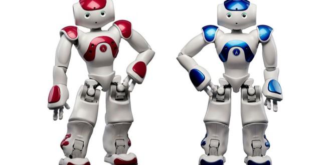 Los robots ya están preparados para enseñarnos a programar