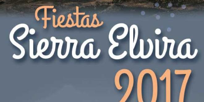 Programa de actividades para disfrutar de las Fiestas de Sierra Elvira