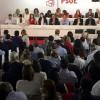 Fotografía del militante del PSOE: sexagenario y poco participativo