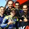 Ana Carrasco se convierte en la primera mujer que gana una prueba mundial de motociclismo