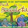 Recorrido del Día de la Bicicleta que se celebra el domingo, 24 de Diciembre