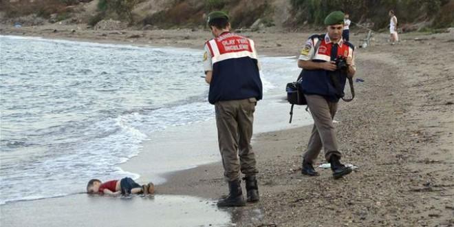 Dos años de la muerte de Aylan: «Desde entonces todo ha ido a peor para los refugiados»