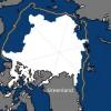 El Ártico registra 1,58 millones de km2 por debajo de su extensión media de hielo