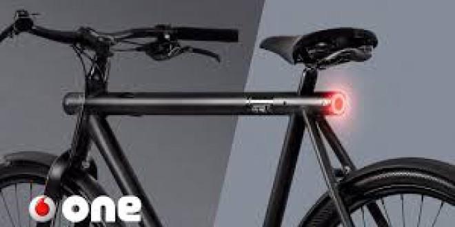 La bicicleta del futuro ya está aquí (y nadie podrá robártela)