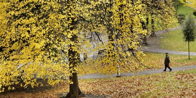 El otoño será más cálido de lo normal en toda España