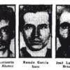 EL 27 DE SEPTIEMBRE se cumplian 42 años de los últimos cinco fusilamientos de la dictadura