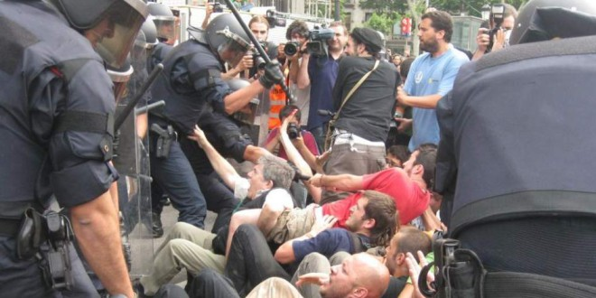 «Nos duele España» por Pepa Bueno