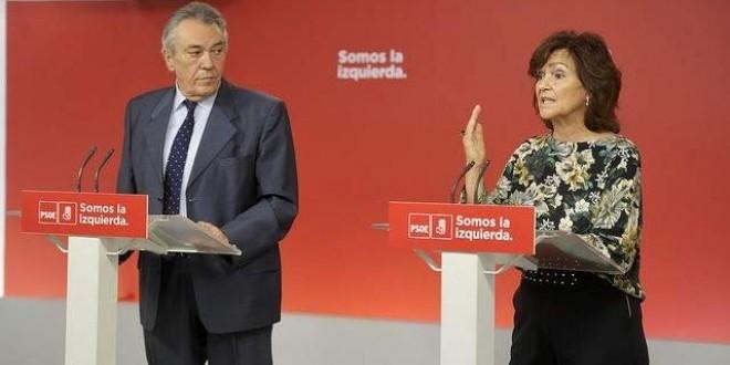 El PSOE obligará a las empresas a publicar los sueldos para luchar contra la brecha salarial