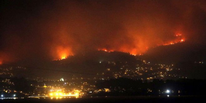 Las brechas de la ley que permiten urbanizar un monte incendiado