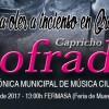 La Banda Sinfónica Municipal de Música Ciudad Atarfe en la V Edición de la Feria Cofrade de Andalucía