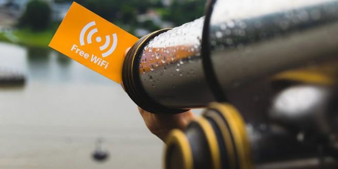 La UE cumple el último paso lanzar el plan que llevará wifi gratis a 6.000 espacios públicos