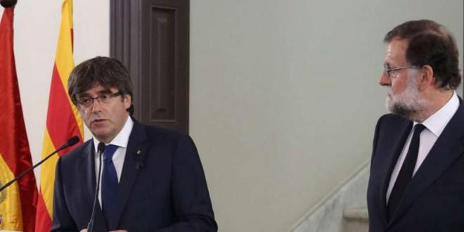 La condición de Puigdemont que Moncloa no pudo aceptar : Policía y Guardia Civil fuera de Cataluña