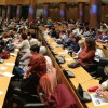 """El Congreso acogió un """"Tribunal de mujeres"""" organizado por la PLATAFORFA 7N"""