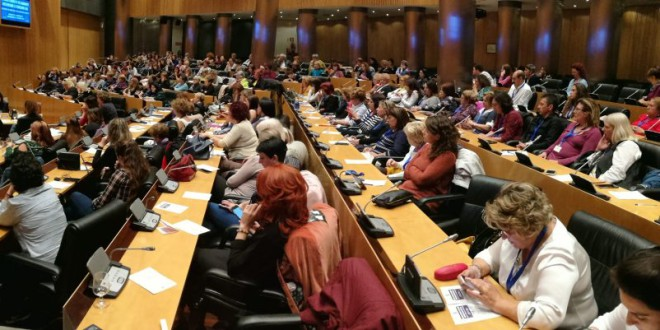 El Congreso acogió un «Tribunal de mujeres» organizado por la PLATAFORFA 7N