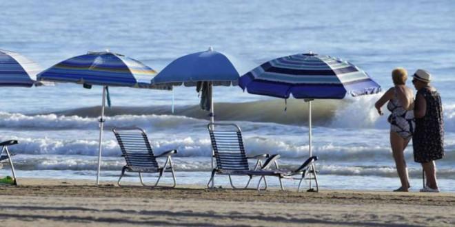 La temperatura en las aguas del Cantábrico y del Mediterráneo llega a máximos históricos