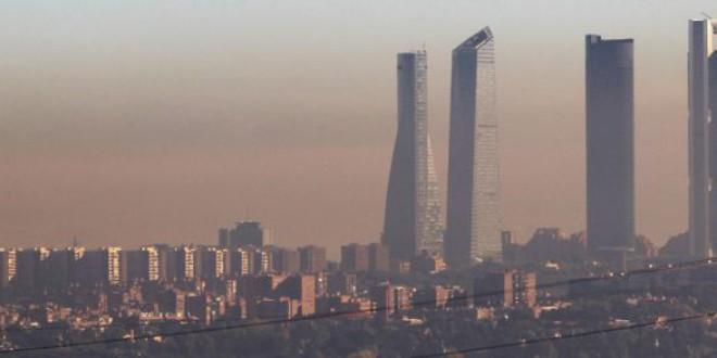18 grandes ciudades españolas superan los niveles de contaminación atmosférica