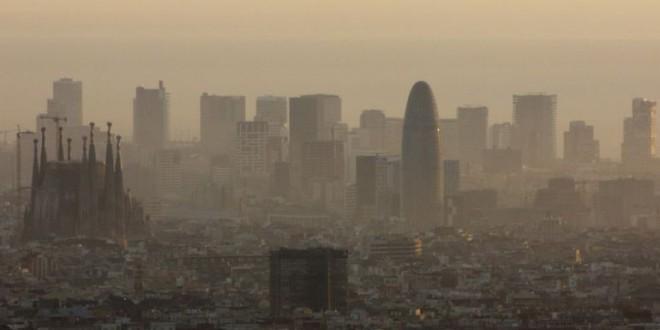 Un estudio relaciona por primera vez la contaminación con la muerte por infarto