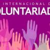 ACTIVIDADES MUNICIPALES CON MOTIVO DEL DÍA DEL VOLUNTARIADO: 5 DE DICIEMBRE 2017