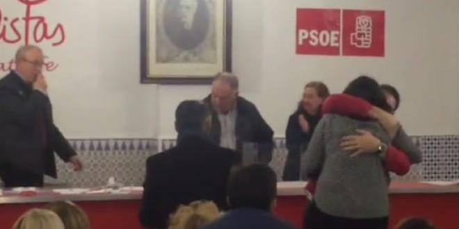 Yolanda Fernández toma las riendas del PSOE de Atarfe