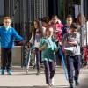 ATARFE: Los alumnos de los colegios participan en una gymkana por un Atarfe accesible