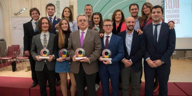 Entrega de Premios Granada Joven de Granada