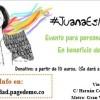 Intensa participación de Diario16 en el homenaje #JuanaEsNavidad