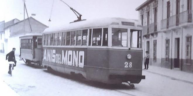 El tranvía que comunicaba Atarfe con Granada. por José Enrique Granados