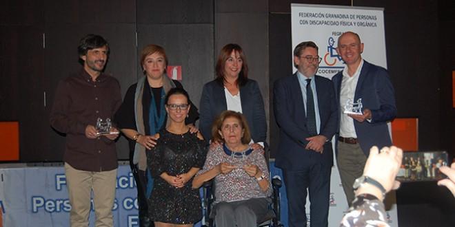 Fegradi otorga un premio al Ayuntamiento de Atarfe
