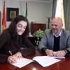 ATARFE: Acidesa y Centro Comercial Neptuno firman un acuerdo