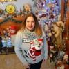 La Mamá Noel de España, en Atarfe, abre las puertas de su casa en navidad