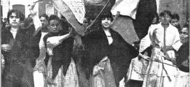 Cien años de la revolución de las faeneras de Málaga