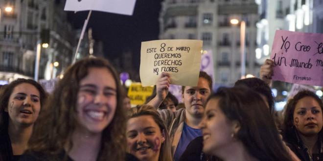 MIRADOR DE ATARFE apoya la Huelga Feminista