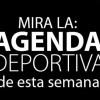 Agenda deportiva del fin de semana (del 23 al 25 de febrero)