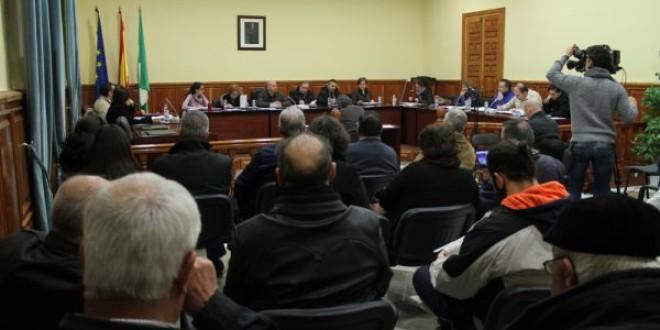 ATARFE: El pleno aprueba por mayoría dar una salida a la situación deficitaria de la gasolinera