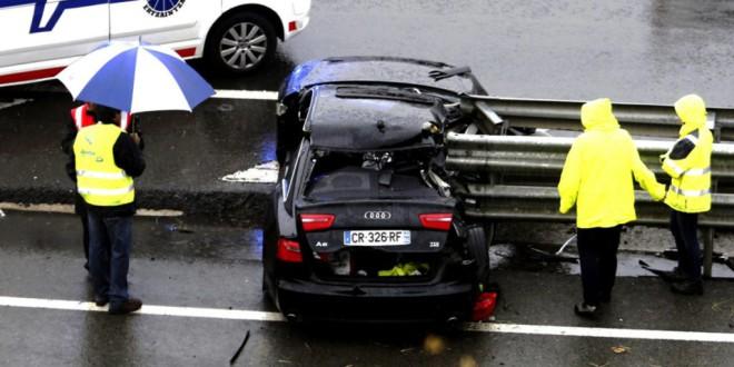 Cómo proceder en caso de accidente de tráfico