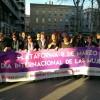 8M: las mujeres paran para que la Igualdad no se pare